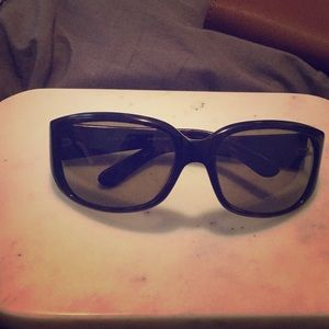 Kate Spade Vintage Polarized Sunglasses w/ Case